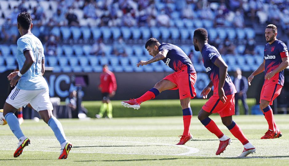 Temp. 21-22 | Celta - Atleti | Gol de Correa