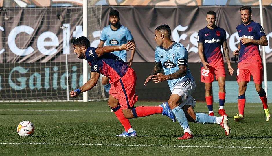 Temp. 21-22 | Celta - Atleti | Suárez