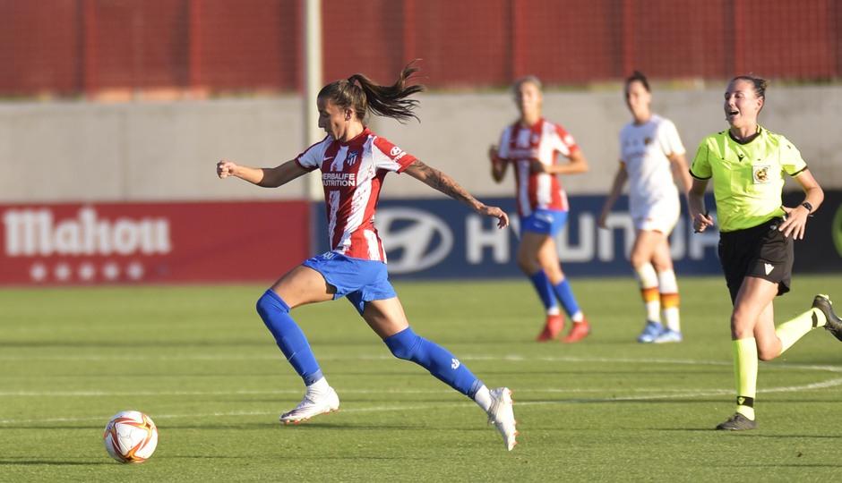 Temp. 21-22 | Atlético de Madrid Femenino - AS Roma | Sheila