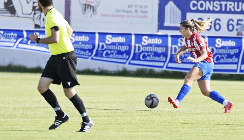 Temporada 2021/22   Triangular amistoso   Atleti Femenino-Burgos   Bicho