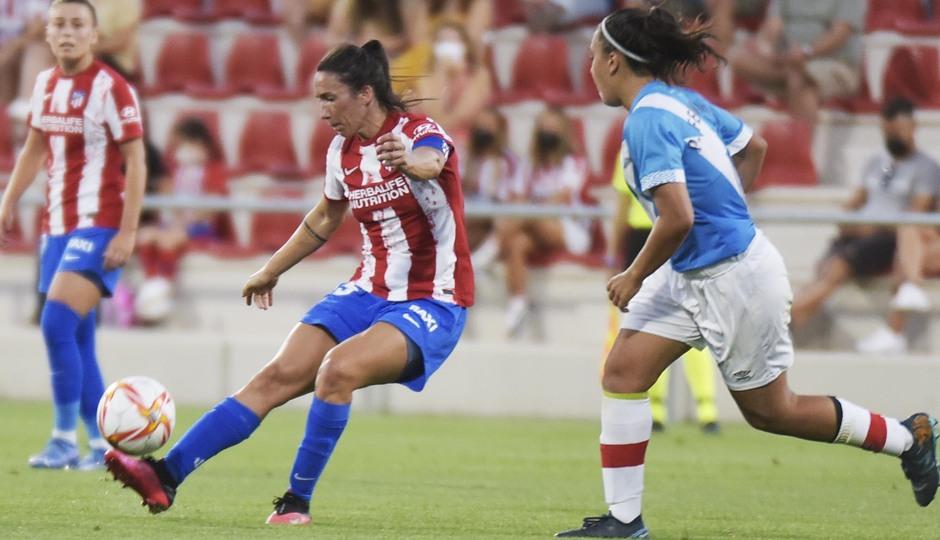Temp. 21-22 | Atlético de Madrid Femenino - Rayo Vallecano | Meseguer