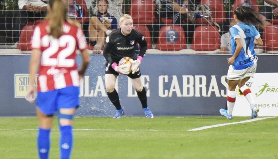 Temp. 21-22 | Atlético de Madrid Femenino - Rayo Vallecano | Lindahl