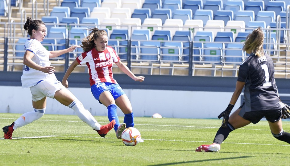 Temporada 20-21 | Real Madrid - Atlético de Madrid Femenino | Banini