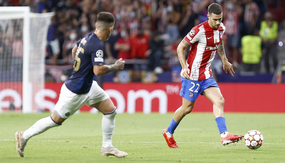 Temp. 21-22 | Atleti - FC Porto | Hermoso