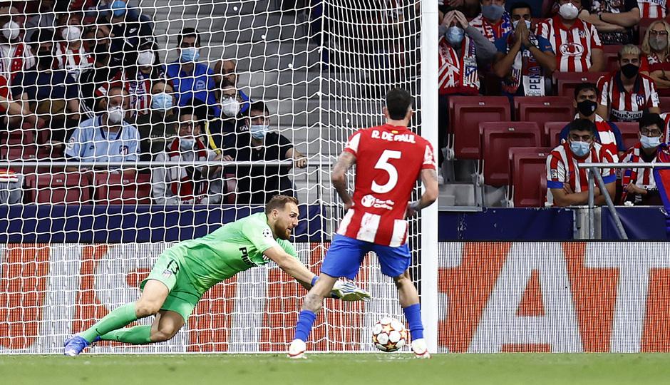 Temp. 21-22 | Atleti - FC Porto | Oblak