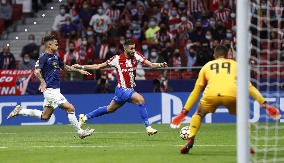 Temp. 21-22 | Atleti - FC Porto | Carrasco