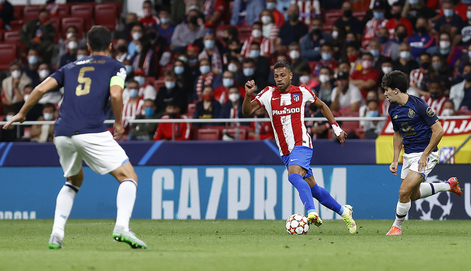 Temp. 21-22 | Atleti - FC Porto | Lodi