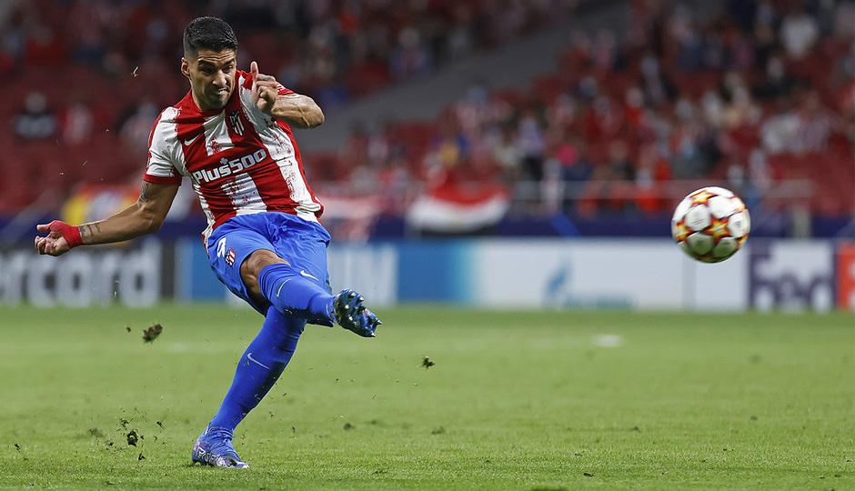 Temp. 21-22 | Atleti - FC Porto | Suárez