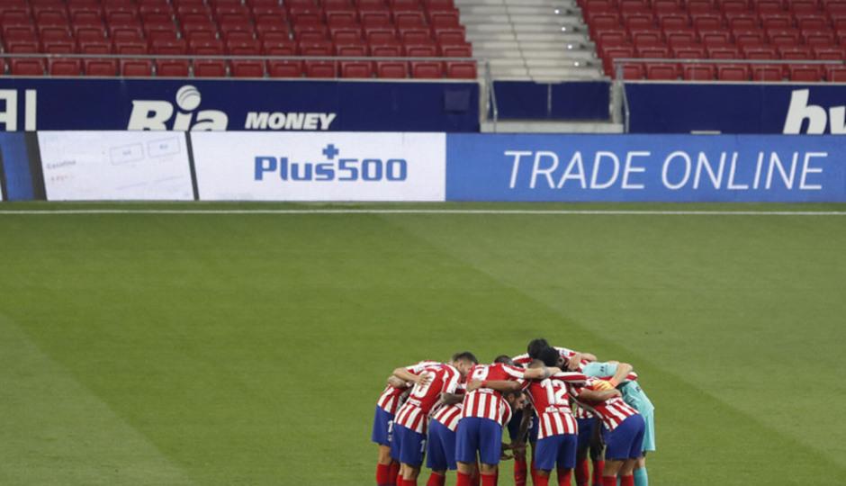 Cuarto aniversario del Wanda Metropolitano