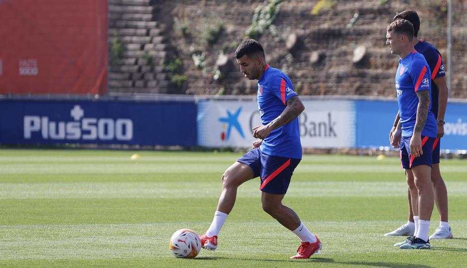 Temporada 2021/22 | Entrenamiento 16/09/21 | Correa