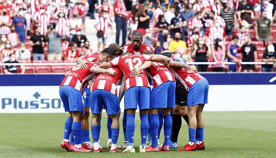 Temporada 21/22 | Atlético de Madrid - Athletic Club | Piña
