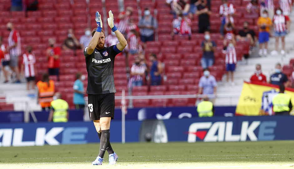 Temporada 21/22 | Atlético de Madrid - Athletic Club | Oblak