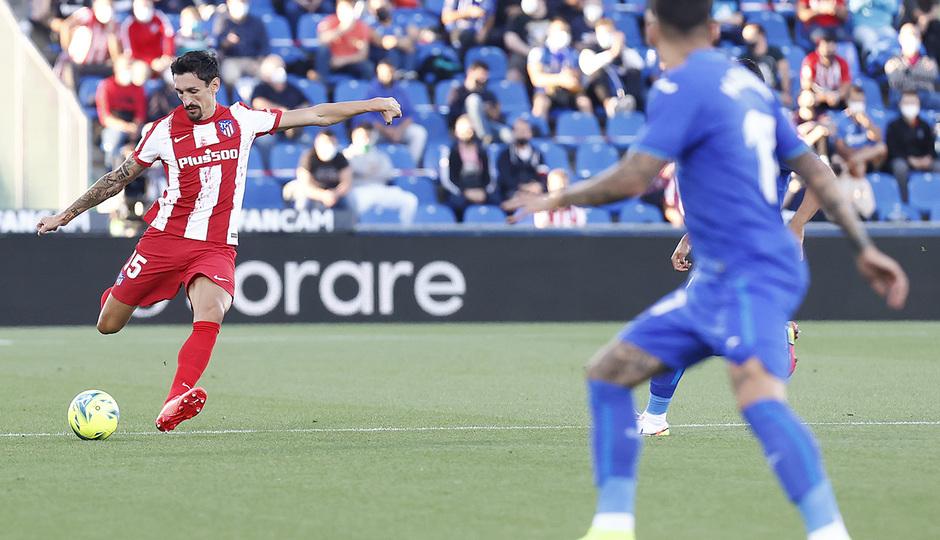 Temporada 2021/22 | Getafe - Atlético de Madrid | Savic