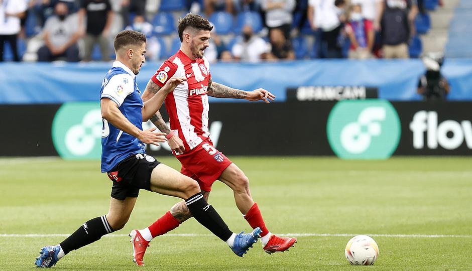 Temporada 2021/22   Alavés - Atlético de Madrid   De Paul