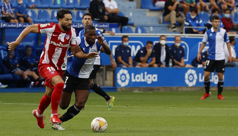 Temporada 2021/22   Alavés - Atlético de Madrid   Felipe