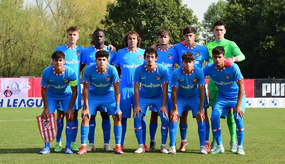Temporada 2021/22 | Youth League | AC Milan - Atleti | Once