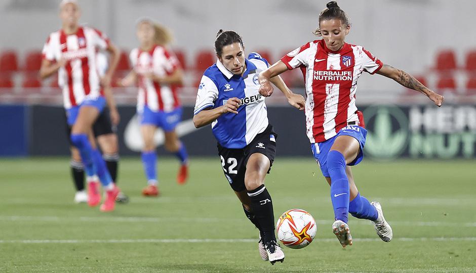 Temporada 2021/22 | Atlético de Madrid Femenino-Alavés | Shei