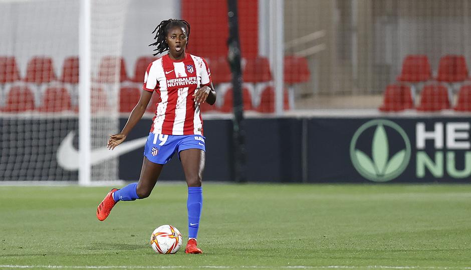 Temporada 2021/22 | Atlético de Madrid Femenino-Alavés | Tounkara