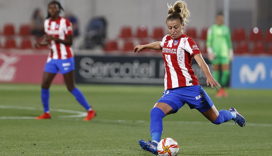 Temporada 2021/22 | Atlético de Madrid Femenino-Alavés | Menayo