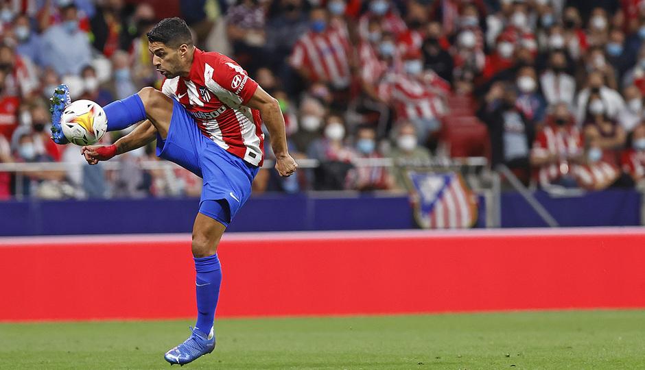 Temporada 2021/22 | Atlético de Madrid - FC Barcelona | Luis Suárez