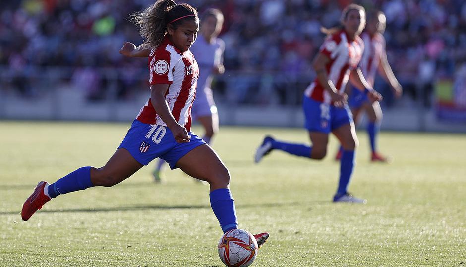 Temporada 21-22 | Atleti Femenino-Barcelona | Leicy