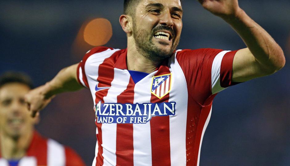 Temporada 13/14. Celta - Atlético de Madrid.