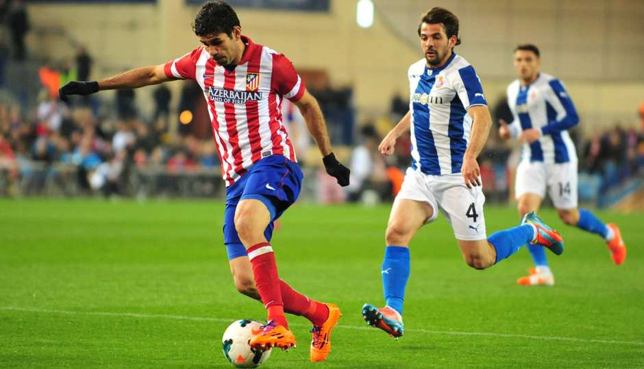 Temporada 13/14. Atlético de Madrid - Espanyol
