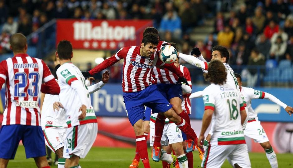 Temporada 13/14. Atlético de Madrid - Granada