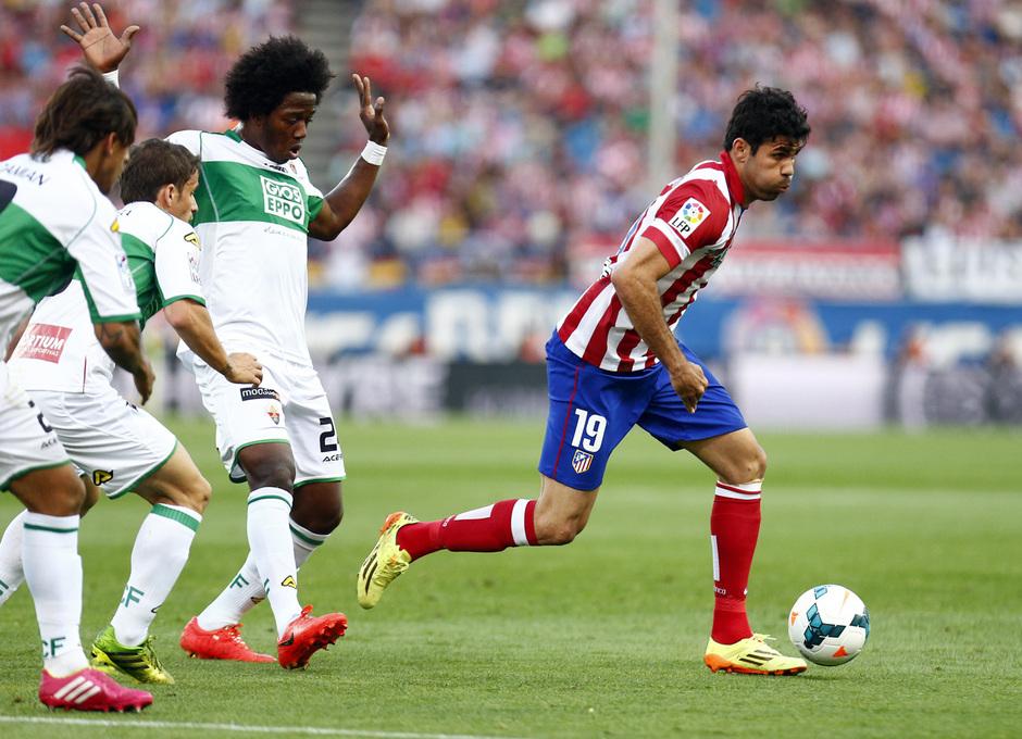 Temporada 13/14. Atlético de Madrid - Elche