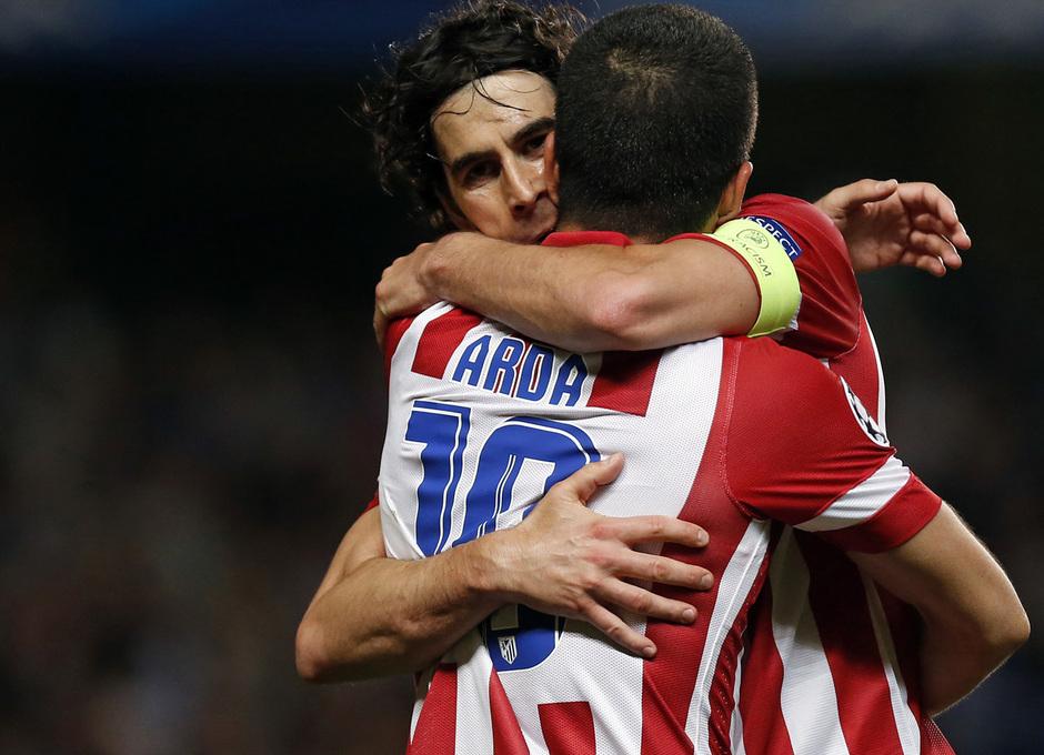Temporada 13/14. UEFA Champions League. Vuelta semis. Chelsea - Atlético de Madrid