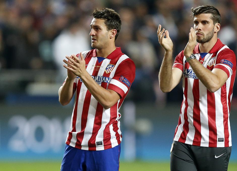 Final Champions League 2014. Real Madrid - Atlético de Madrid.