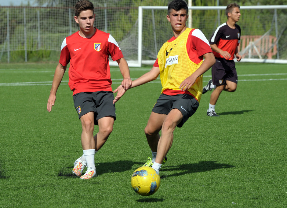Los jugadores de Antonio Arganda se han caracterizado durante toda la temporada por la intensidad y competir al máximo