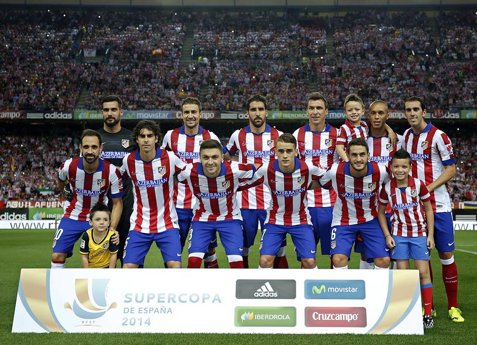Temporada 14-15. Vuelta Supercopa de España.