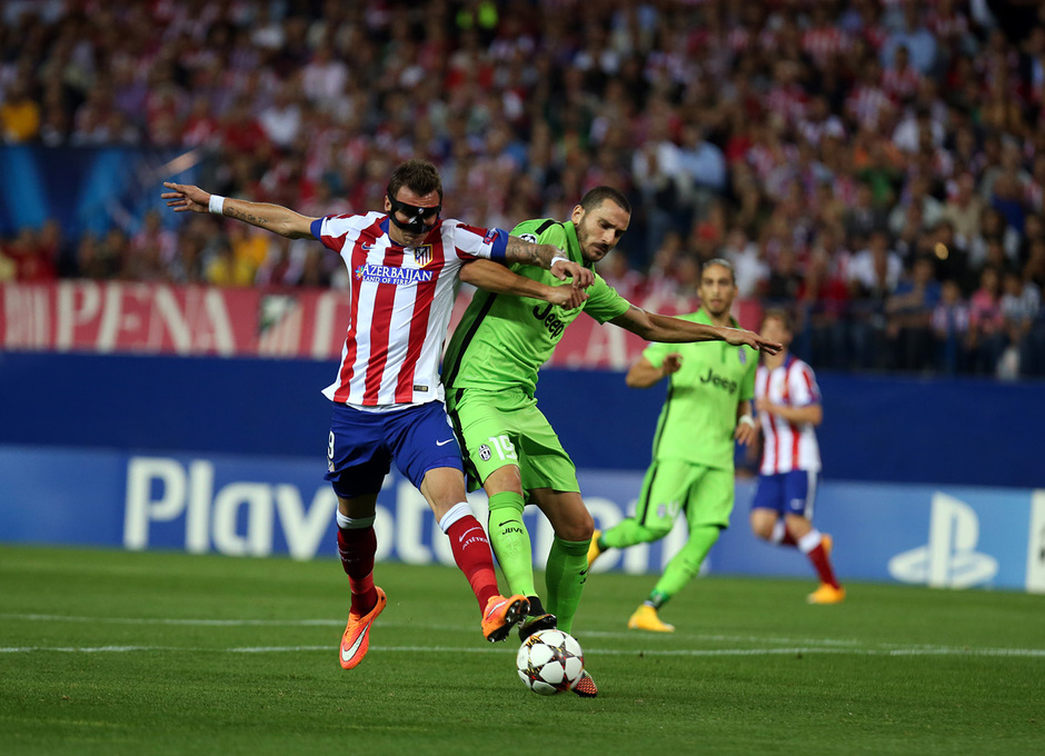 UEFA Champions League | Atlético - Juventus | Arda Turan