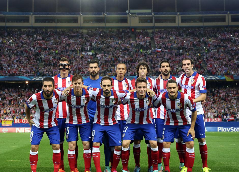 UEFA Champions League | Atlético - Juventus | Once inicial