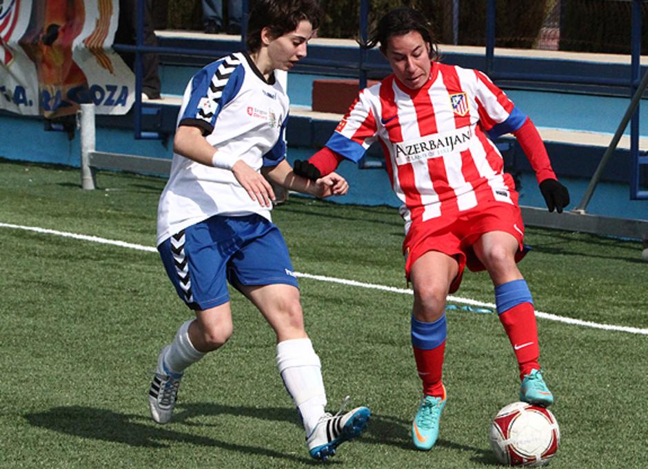 Liga 2012-2013 Pisco e el encuentro ante Prainsa Zaragoza