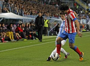 Temporada 2012-13. Málaga - Atlético de Madrid