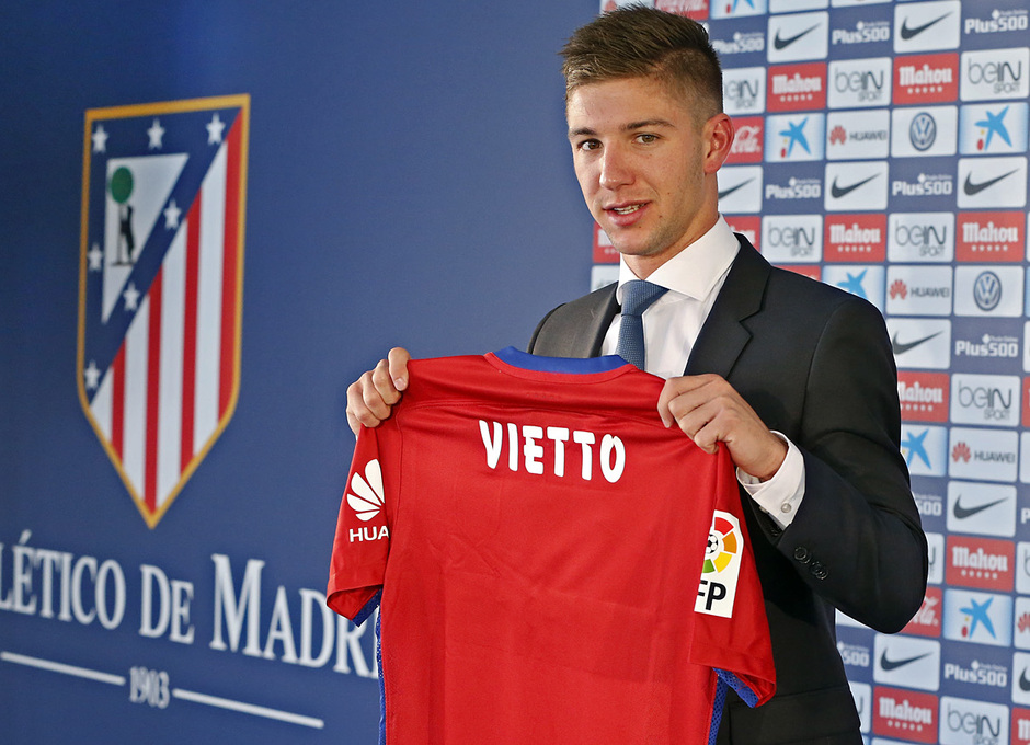 Presentación Vietto