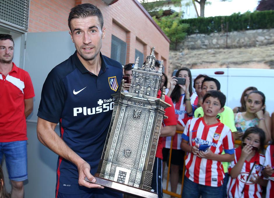 Temporada 15/16. Trofeo memorial Jesús Gil