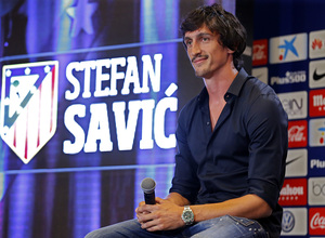 temporada 15/16. Presentación Savic