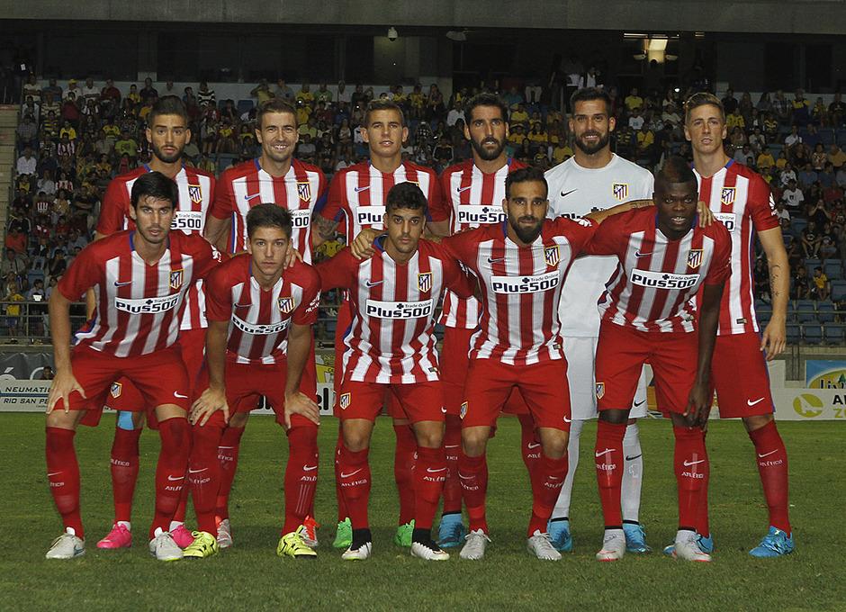 Pretemporada 15/16. Trofeo Carranza ante el Cádiz CF