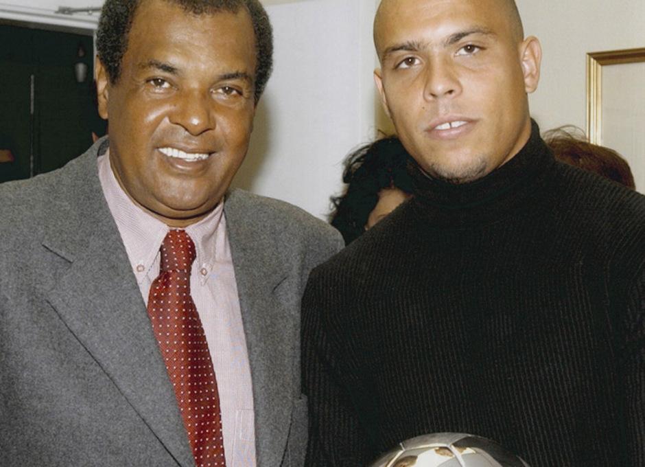 Luiz Pereira y Ronaldo
