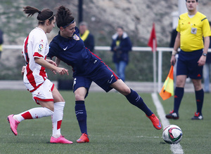 Rayo Vallecano Féminas-Atlético de Madrid Féminas. 16ª jornada de liga