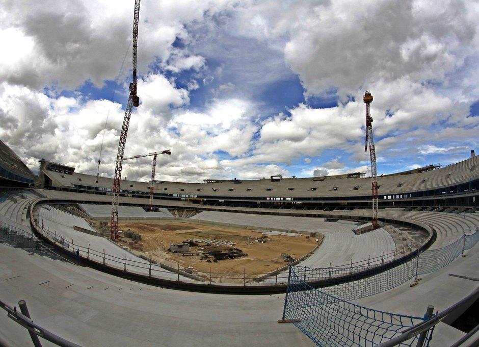 Temp. 2015-2016 | Fotos Nuevo Estadio | 15 de mayo del 2016