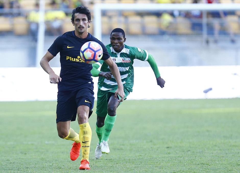 Atlético de Madrid - Nigeria All Stars | Savic