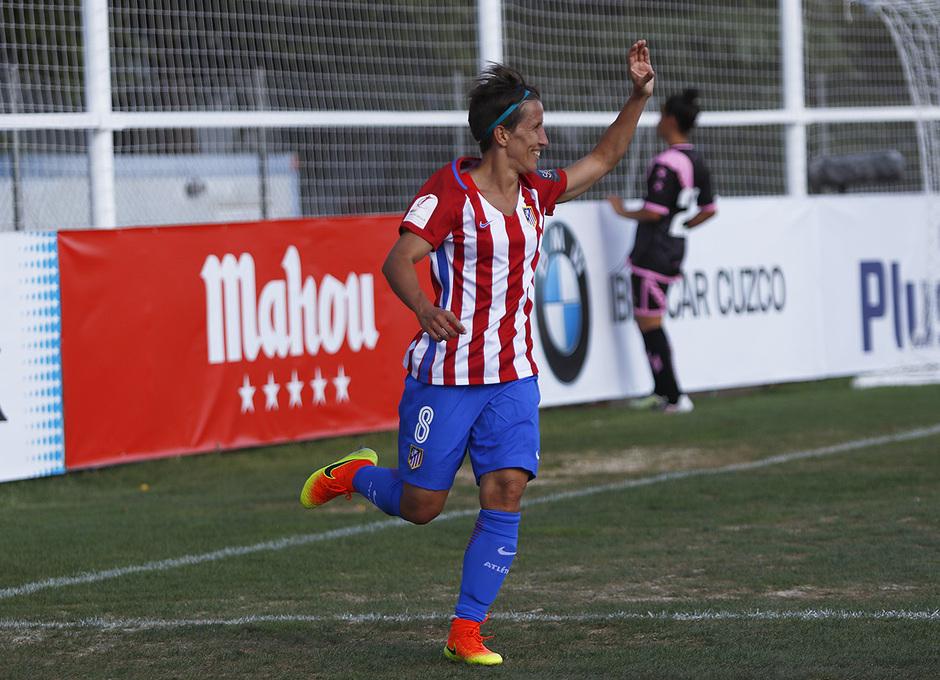 Temporada 16/17. Atlético de Madrid Femenino - Rayo Vallecano.