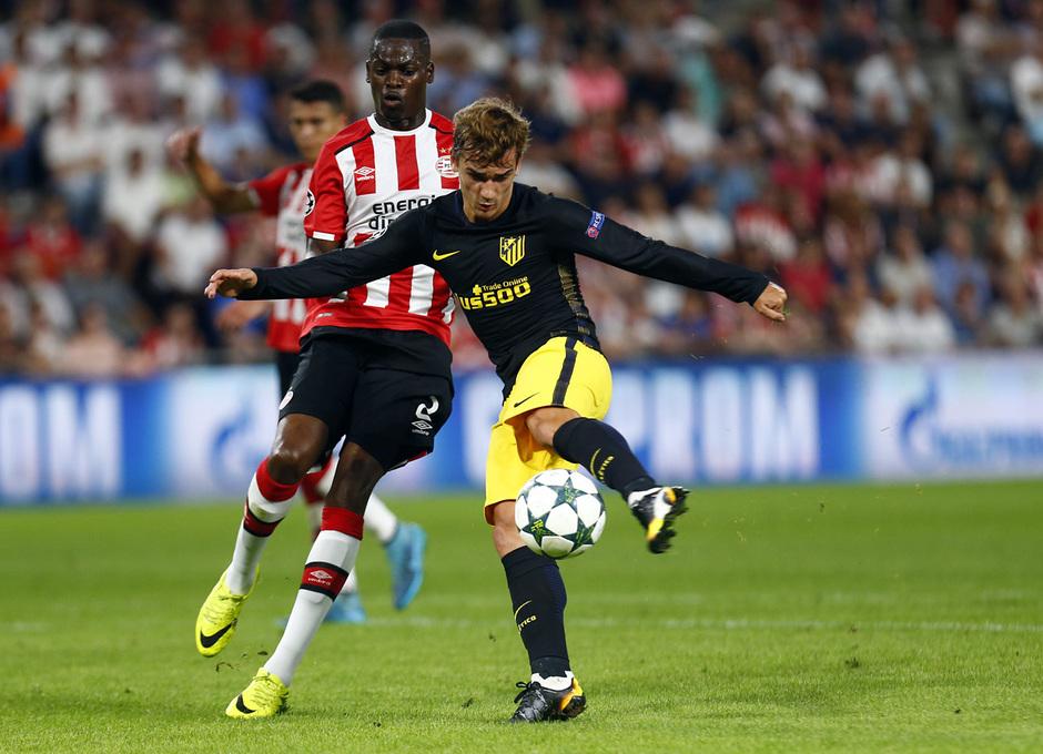 Temp. 16/17 | PSV - Atlético de Madrid | Griezmann