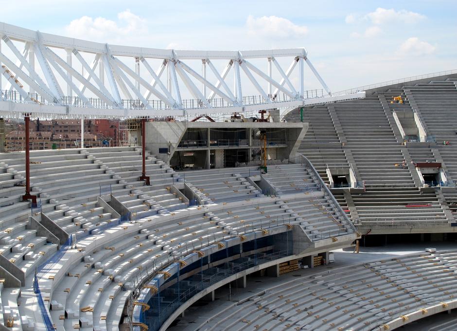 Nuevo Estadio | Septiembre 2016