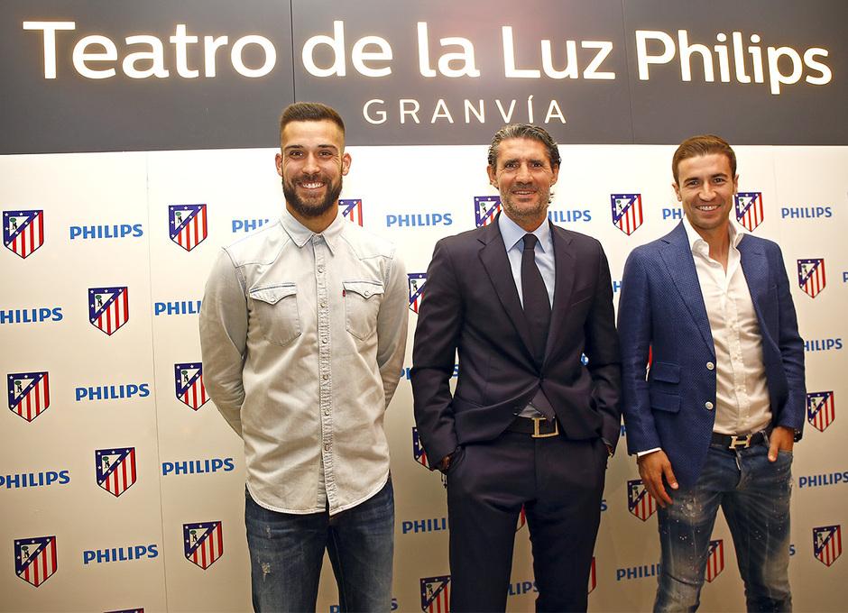 Temp. 2016-2017. Presentación acuerdo Philips en el Teatro de La Luz