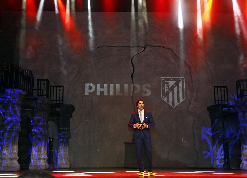 Temporada 16/17. Acto Philips nuevo estadio.